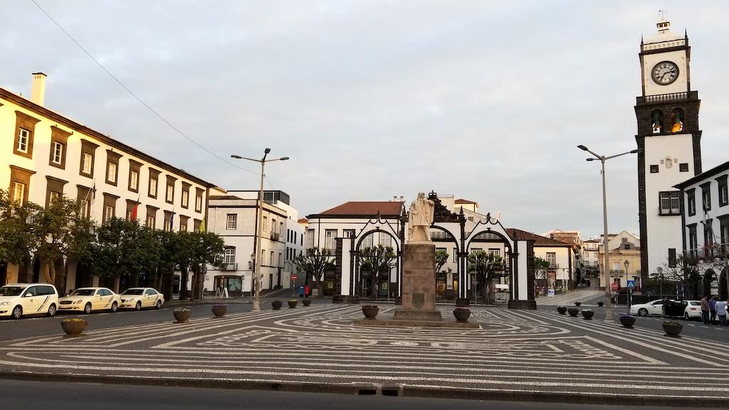 Ponta Delgada Azores Sao Miguel - City Square