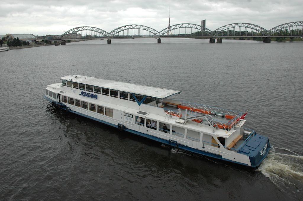 Riga, Latvia - Ferry