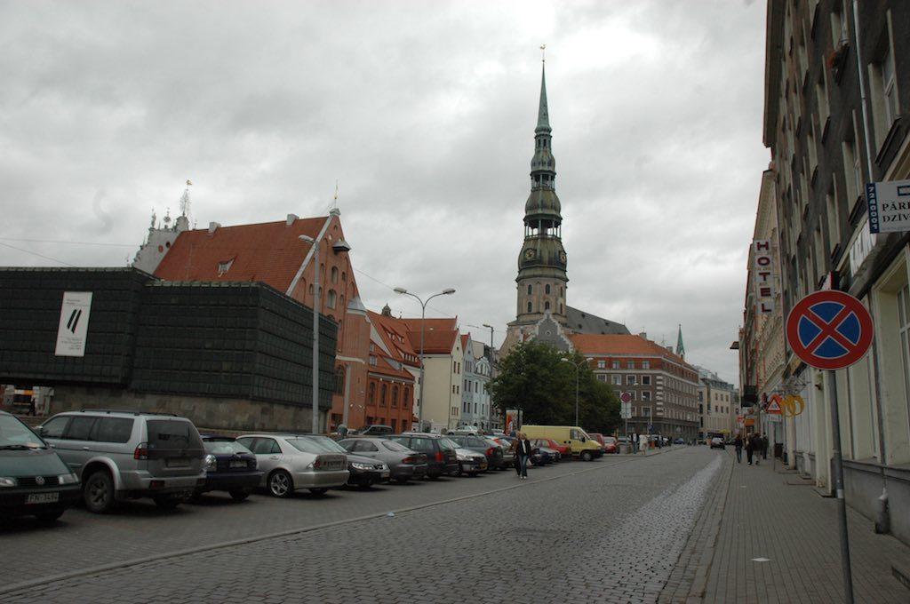 Riga, Latvia - Hotel