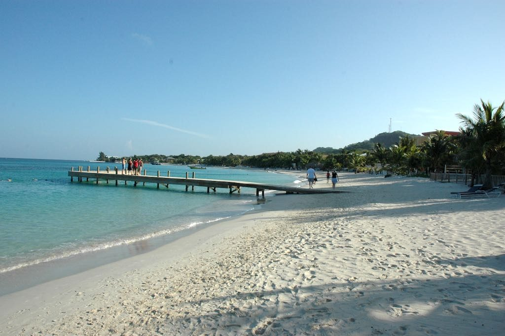 Roatan, Honduras - Beach