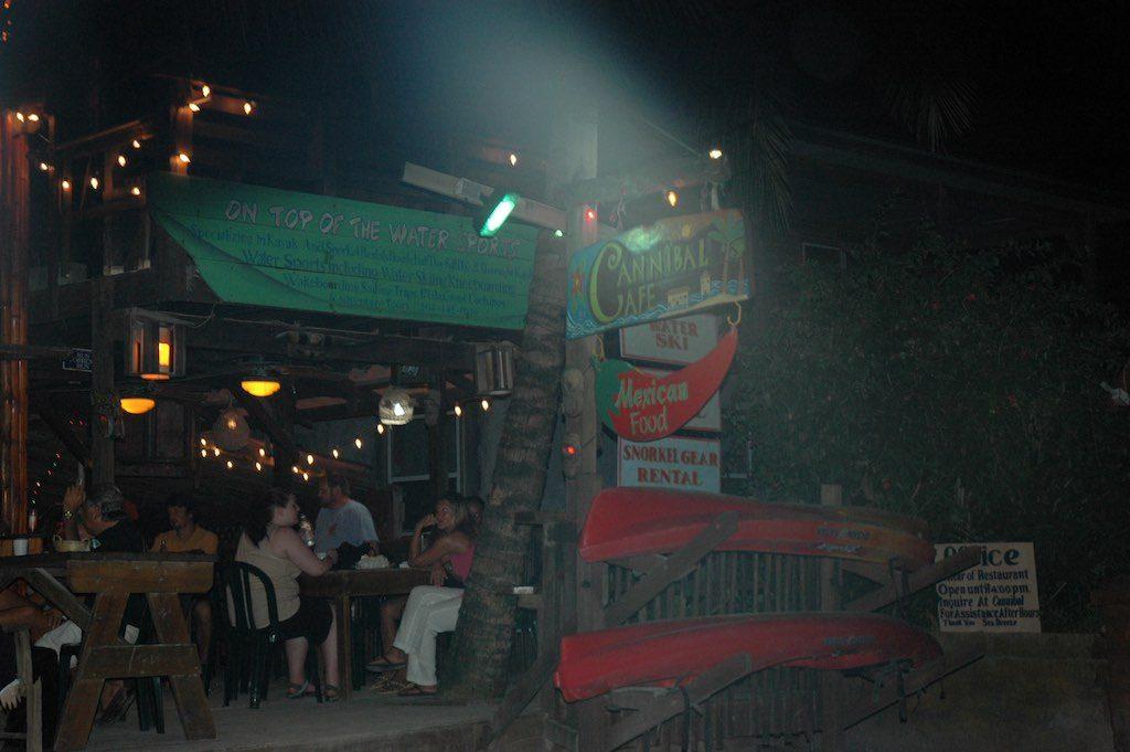 Roatan, Honduras - Cannibal Cafe