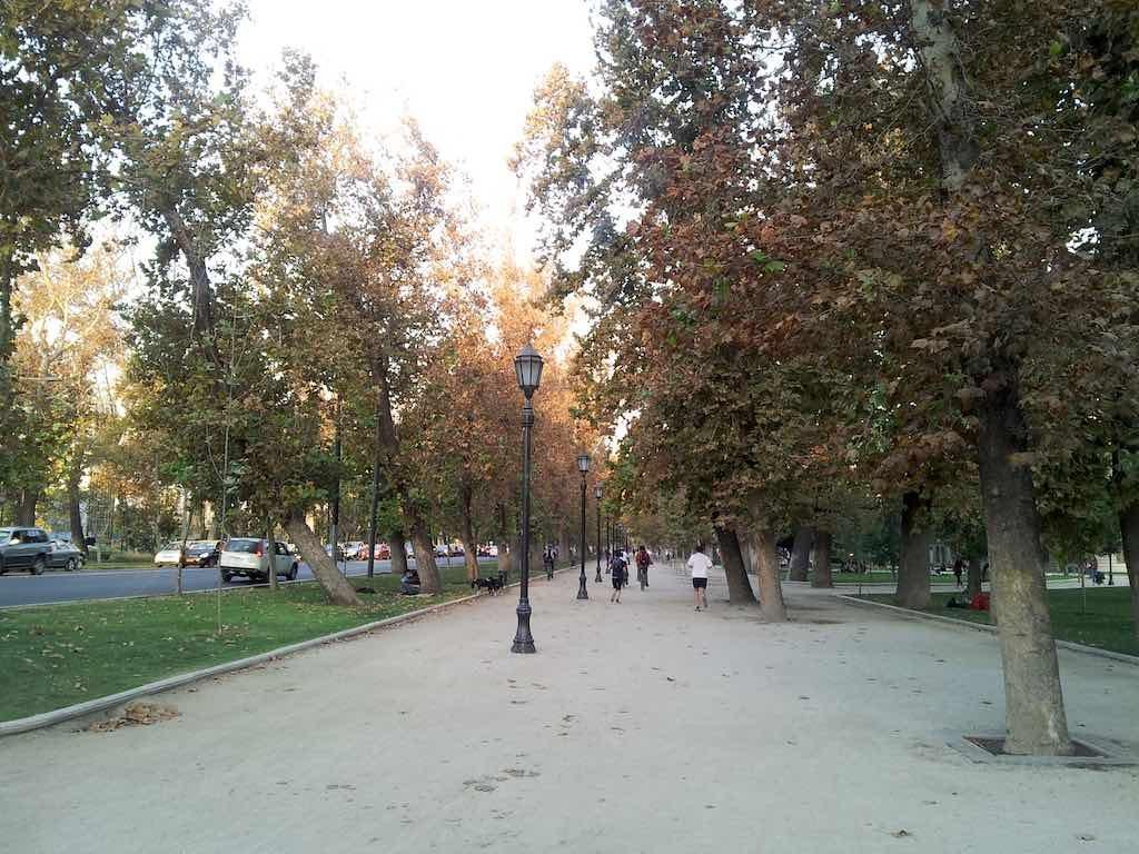 Santiago, Chile - Park