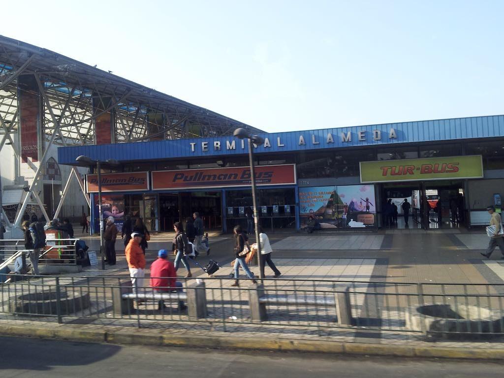 Santiago, Chile - Terminal Almeda