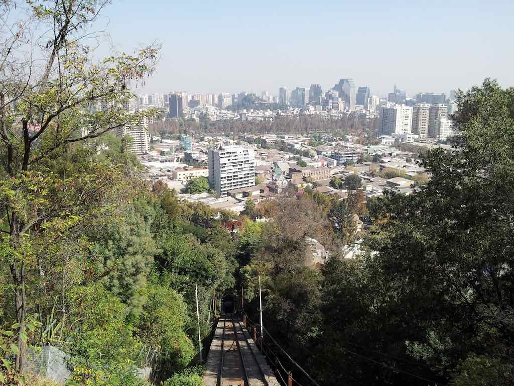 Santiago, Chile - View
