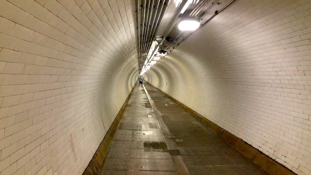 Woolwich, United Kingdom - Woolwich Tunnel