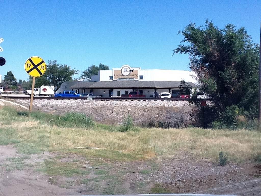 Yoder, Kansas USA - Carriage Crossing Restaurant