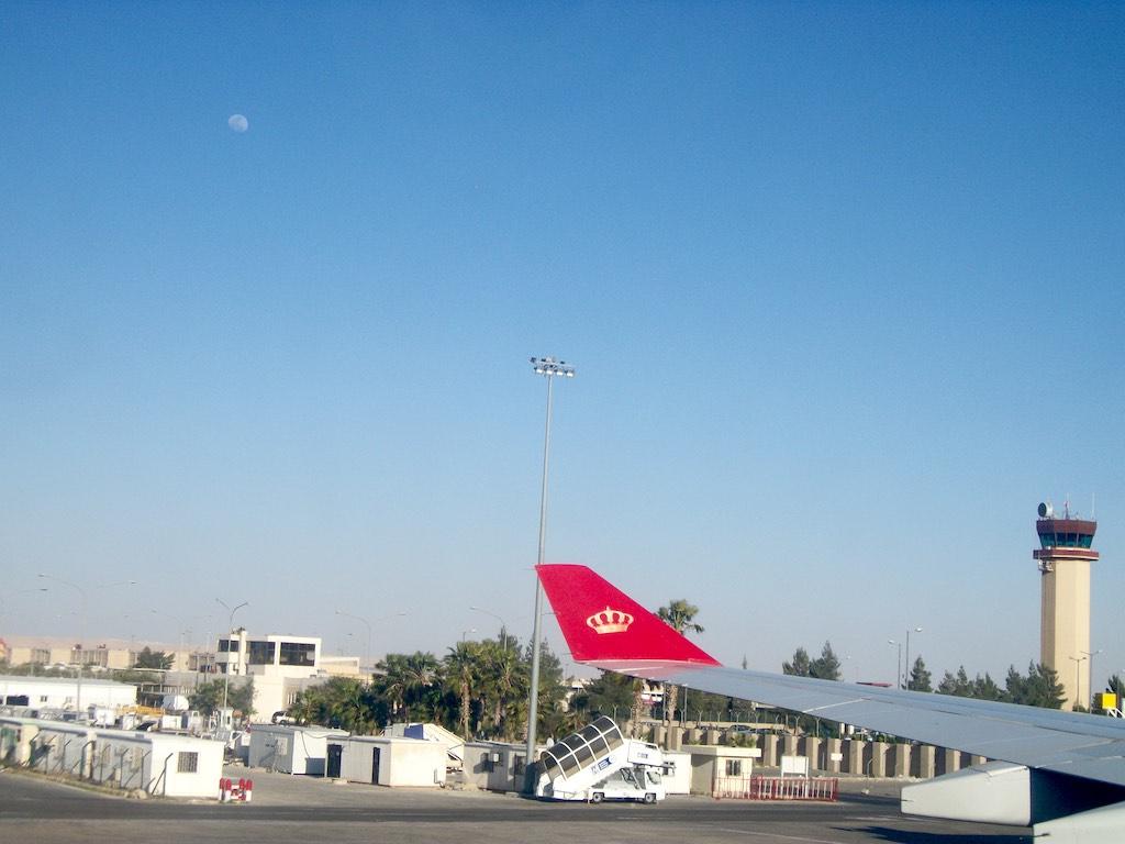 Amman, Jordan Airport (AMM)