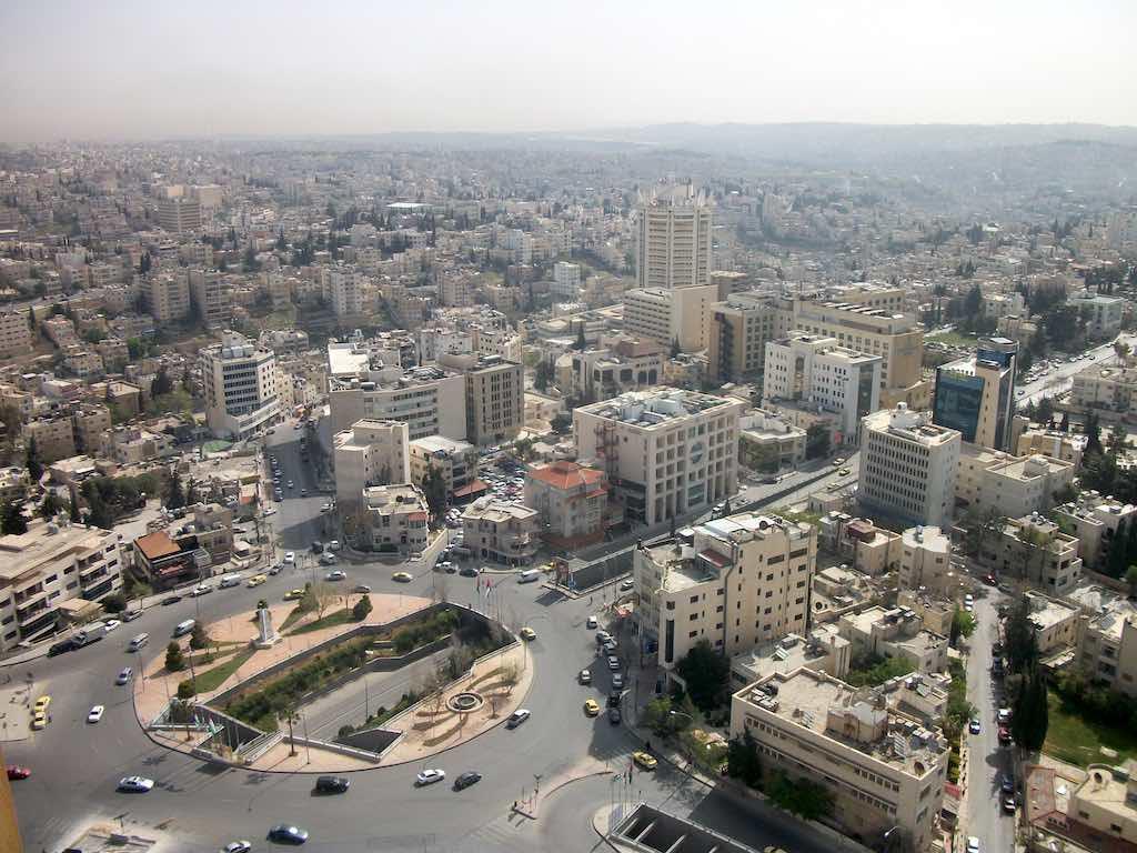 Amman, Jordan - Day