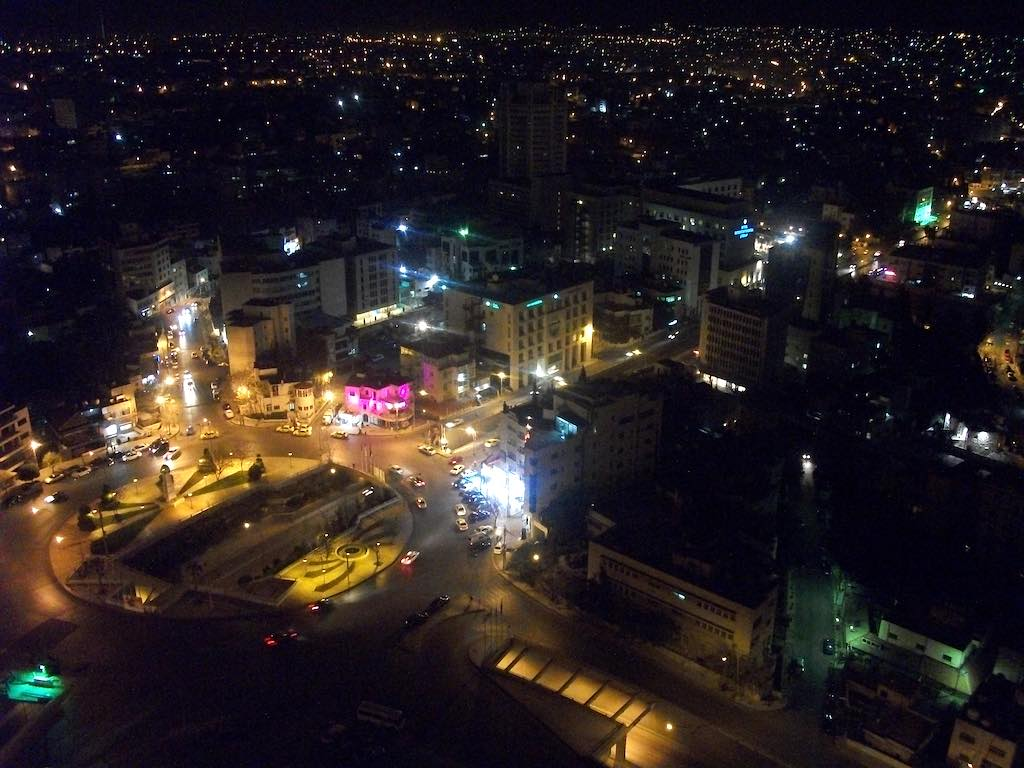 Amman, Jordan - Night