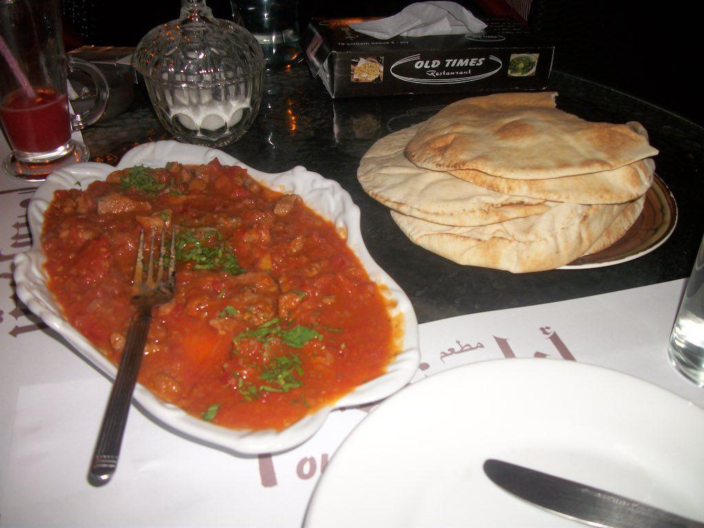 Amman, Jordan - Dinner