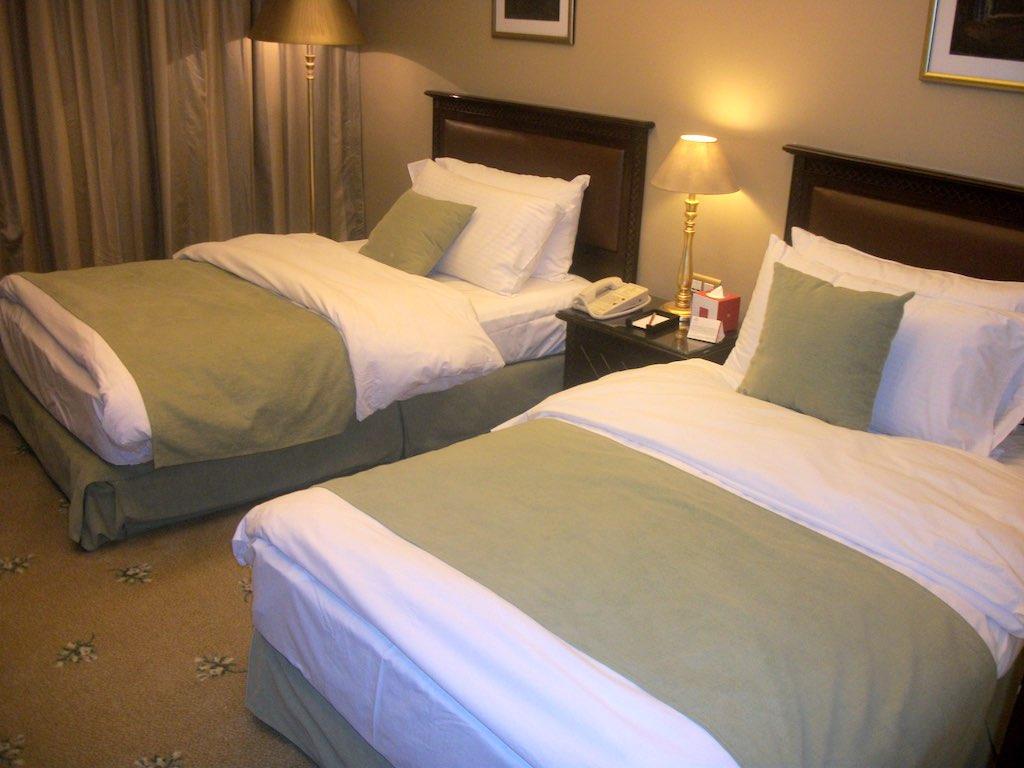 Amman, Jordan - Hotel Beds