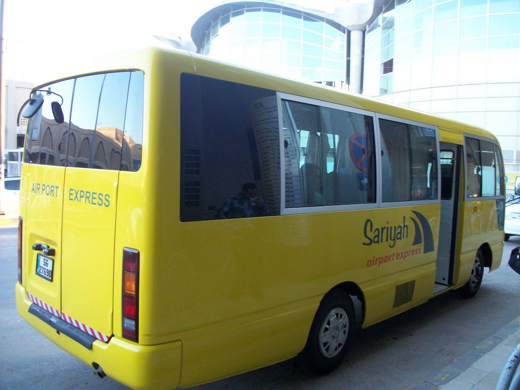 Amman, Jordan - Sariyah Airport Express
