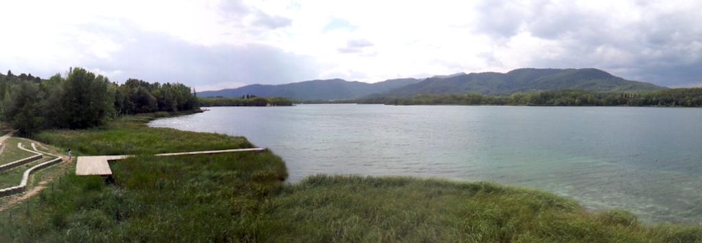 Banyoles Costa Brava, Spain - Lago Banolas