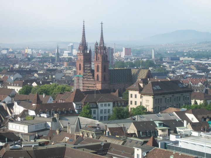 Basel, Switzerland - The Münster