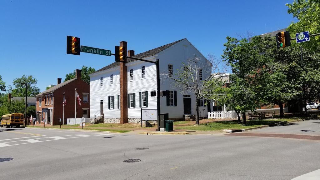 Huntsville, Alabama USA - Constitution Village