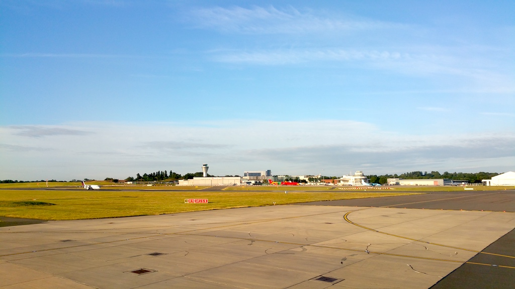 Birmingham, United Kingdom - Birmingham Airport (BHX)