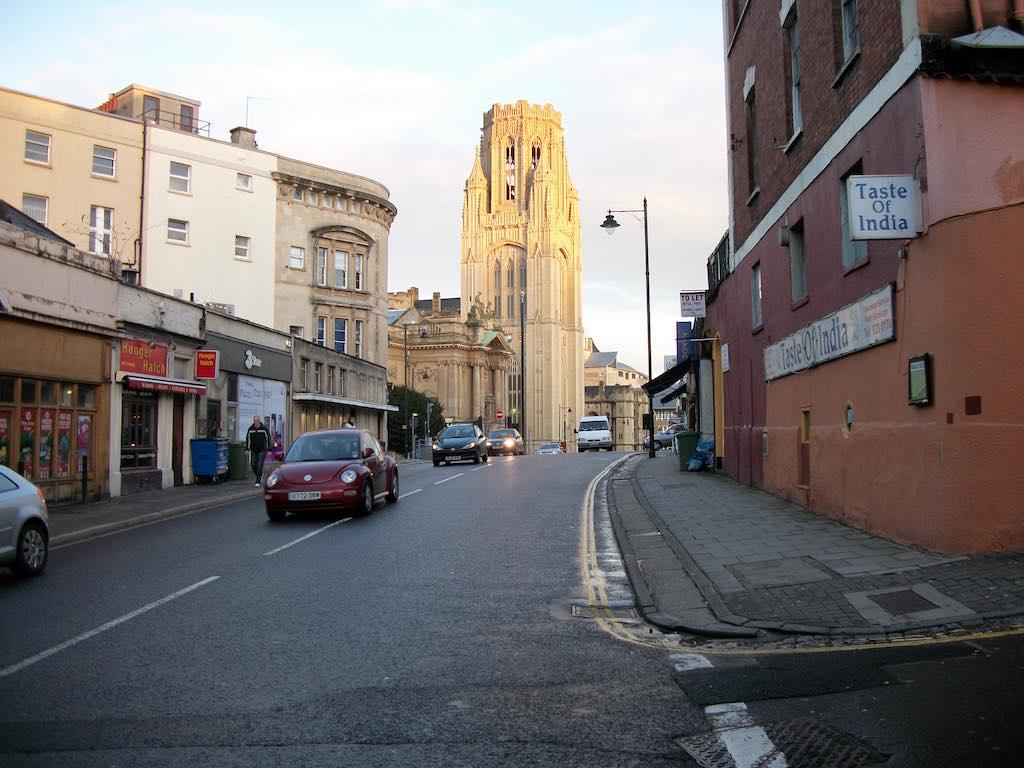 Bristol, United Kingdom - Cabot Tower