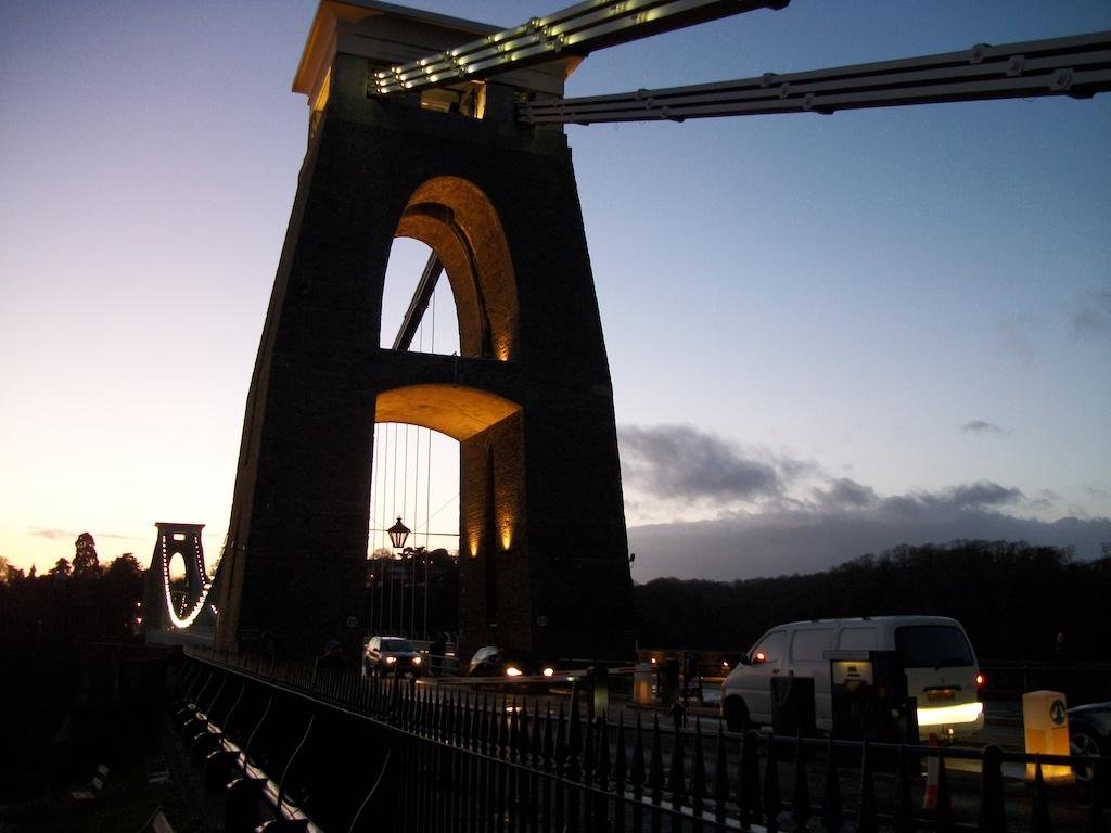 Bristol, United Kingdom - Clifton Suspension Bridge