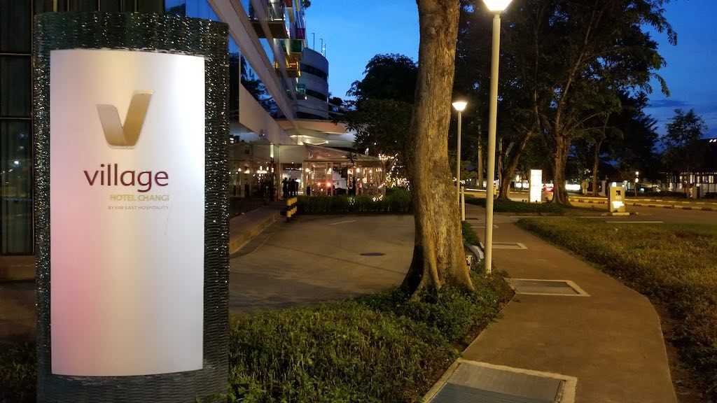 Changi, Singapore- Village Hotel Changi