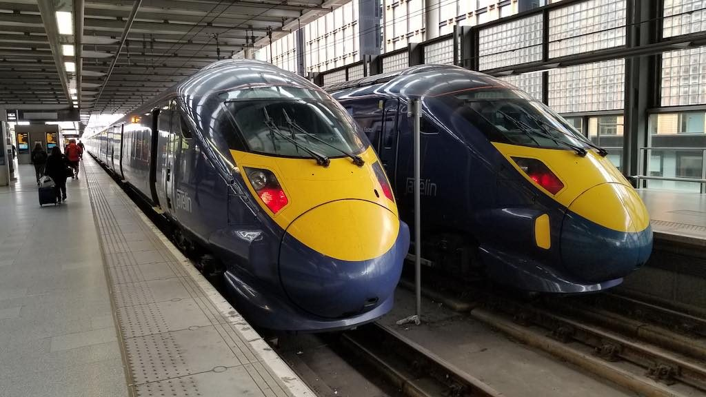 Deal Kent, United Kingdom - Southeastern Trains High speed trains