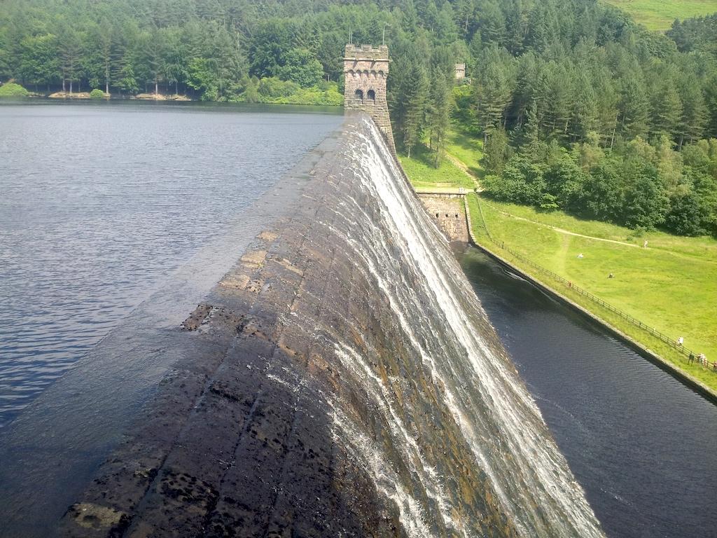 Derwent Reservoir, United Kingdom