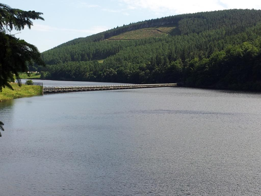 Derwent Reservoir, United Kingdom