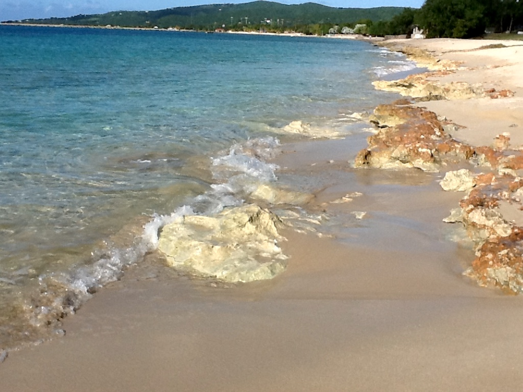 Frederiksted, St. Croix U.S. Virgin Islands - Beach
