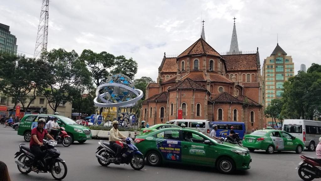 Ho Chi Minh City, Vietnam - Notre Dame de Saigon