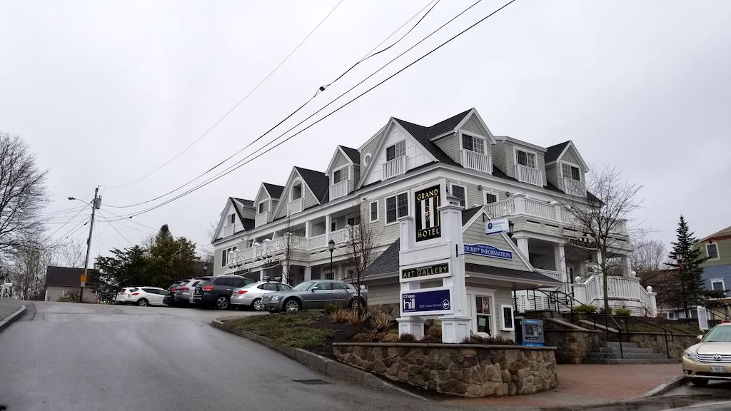 Kennebunkport, Maine USA - Grand Hotel