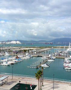 La Línea de la Concepción Cádiz, Spain - Marina