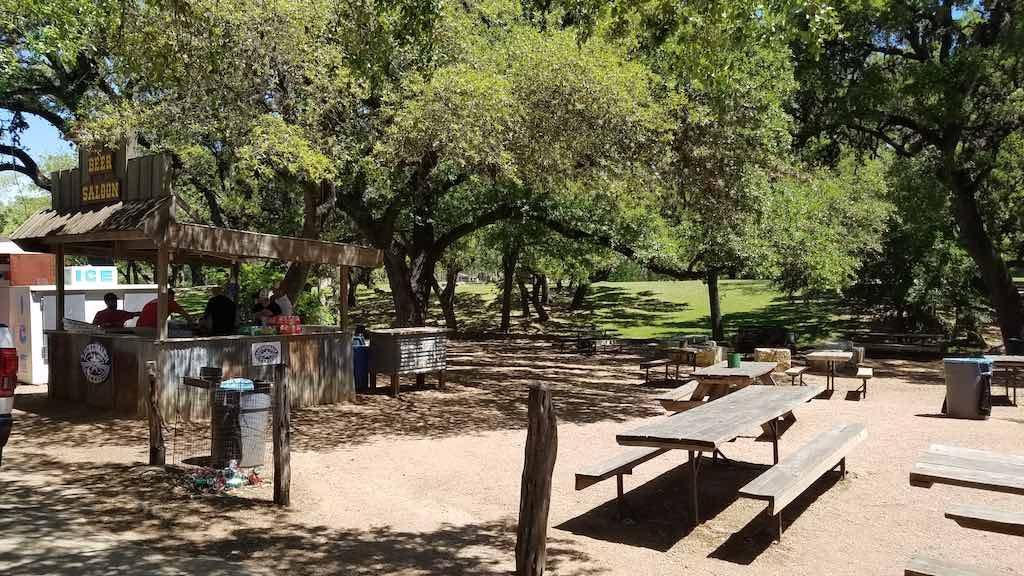 Luckenbach, Texas - Beer Saloon