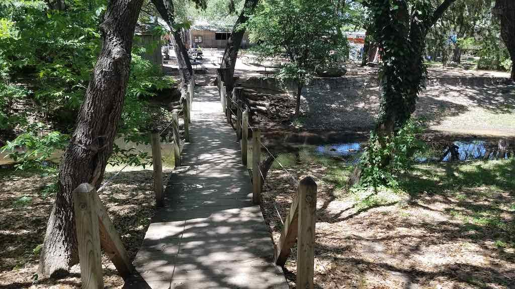 Luckenbach, Texas - Creek