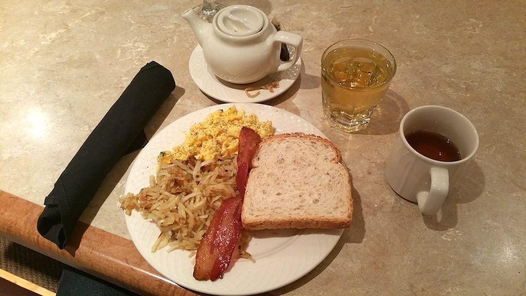 Minneapolis, Minnesota USA - American Breakfast