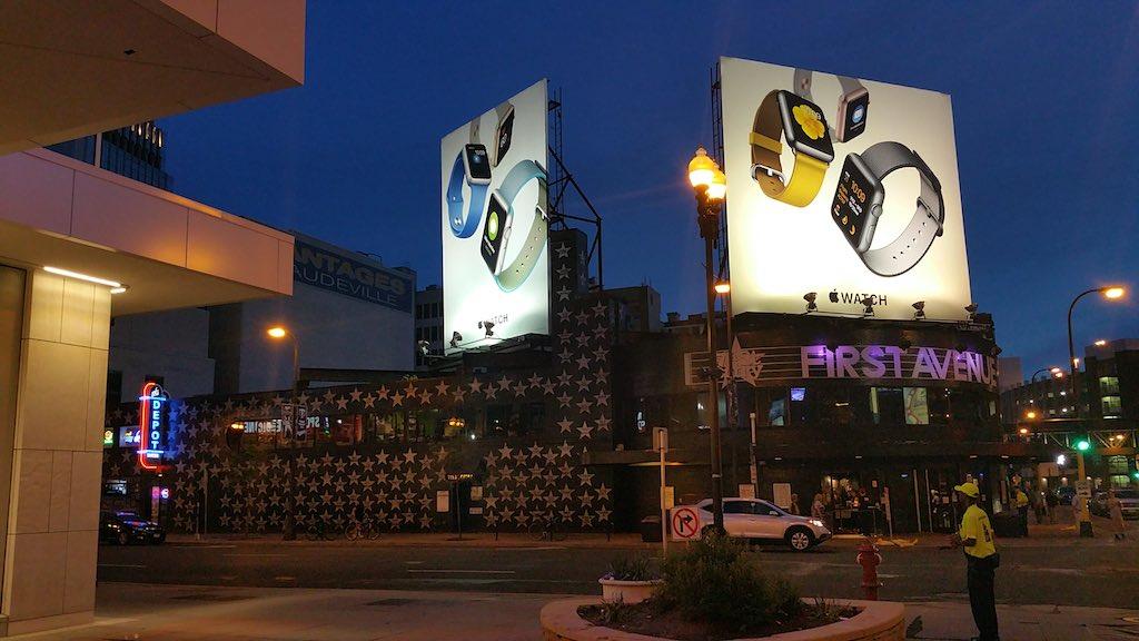 Minneapolis, Minnesota USA - First Avenue