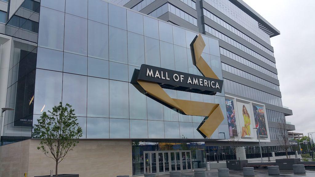 Minneapolis, Minnesota USA - Mall of America
