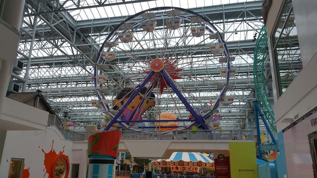 Minneapolis, Minnesota USA - Mall of America Ferris Wheel