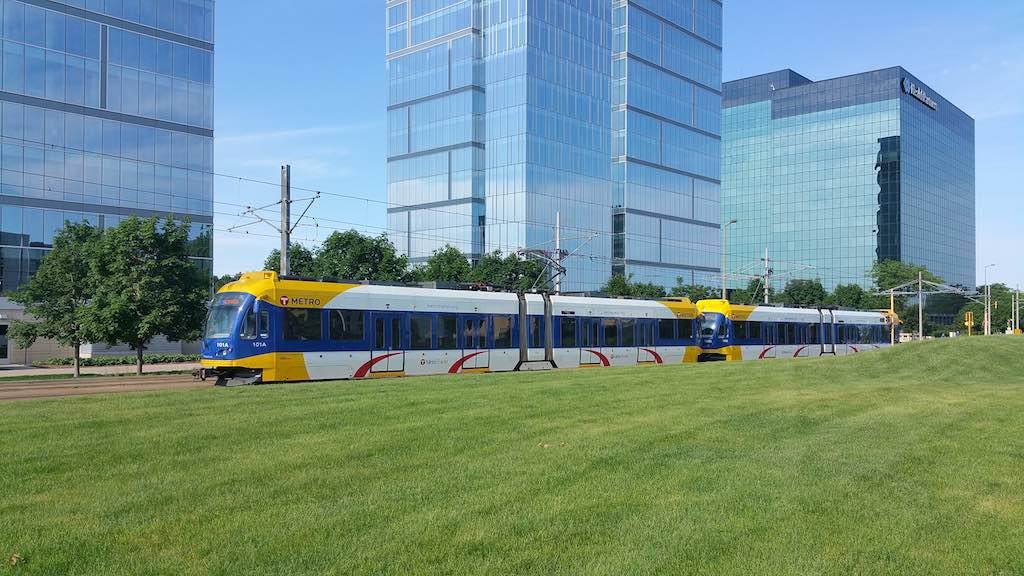 Minneapolis, Minnesota USA - Metro