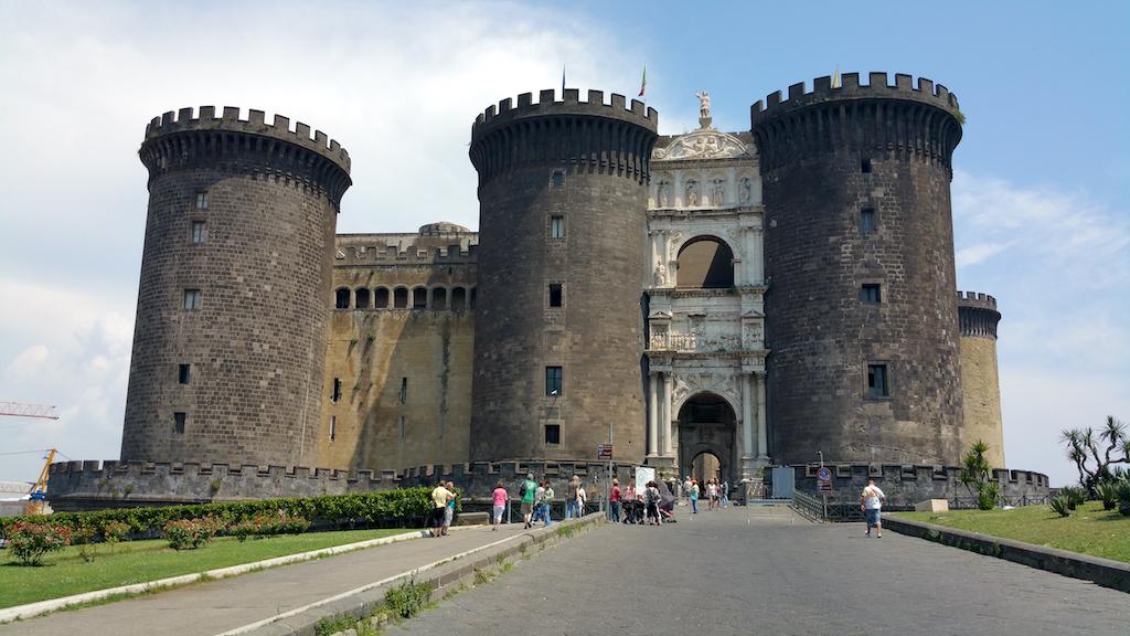 Naples, Italy - Castel Nuovo