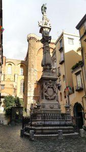 Naples, Italy - Monument
