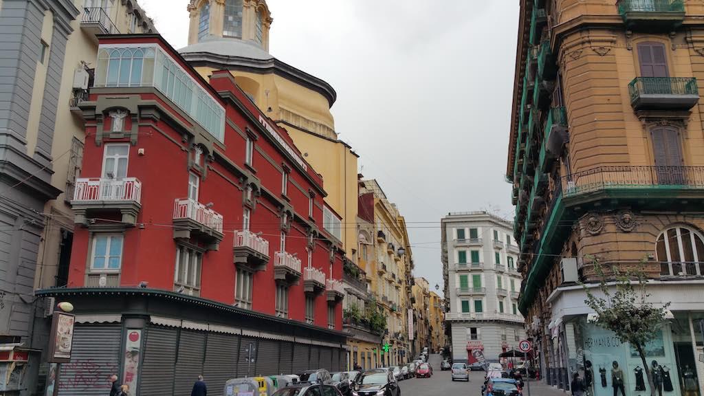 Naples, Italy - Street