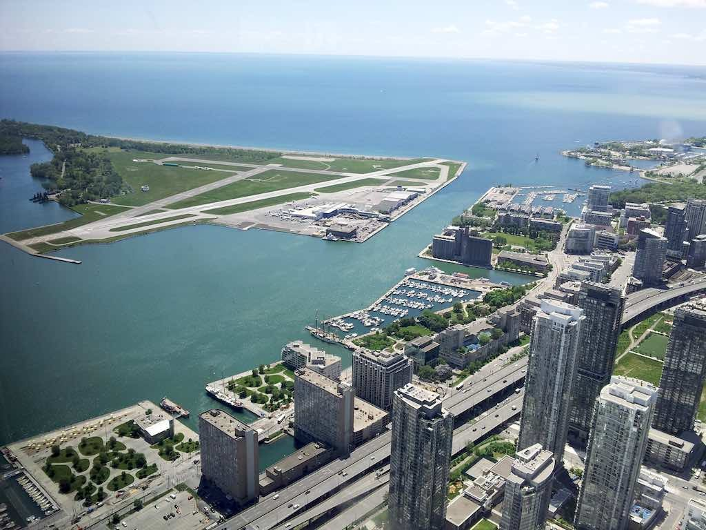 Peninsula Ridge Estates Winery, Ontario Canada - Billy Bishop Airport (YTZ)