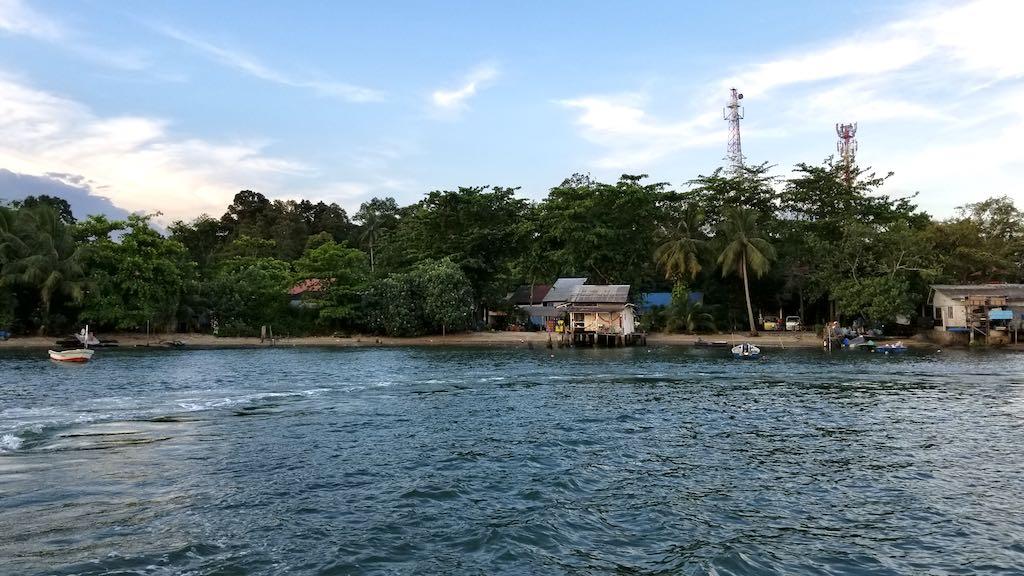 Pulau Ubin, Singapore - Bay