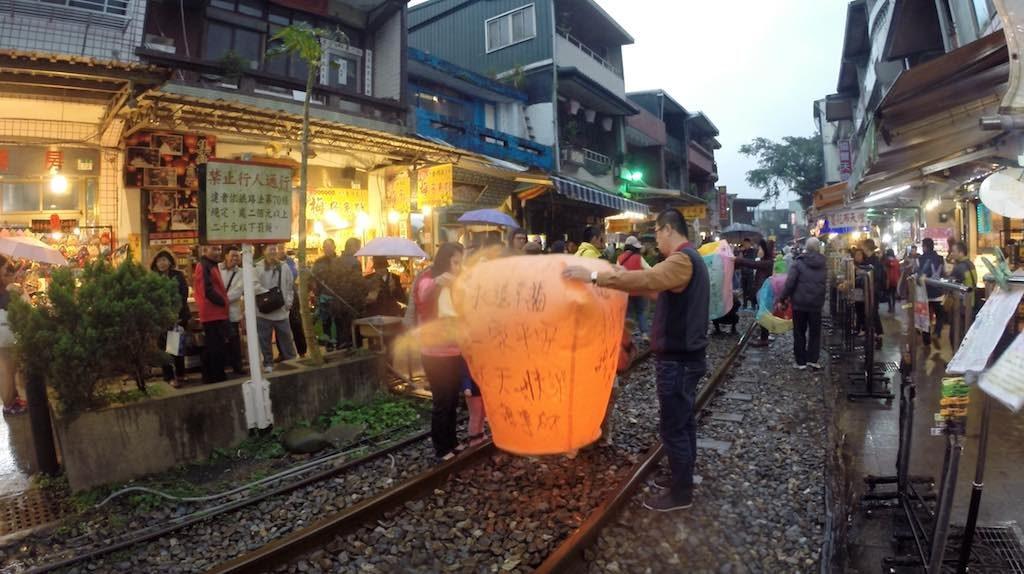 Shihfen, Taiwan - Lantern