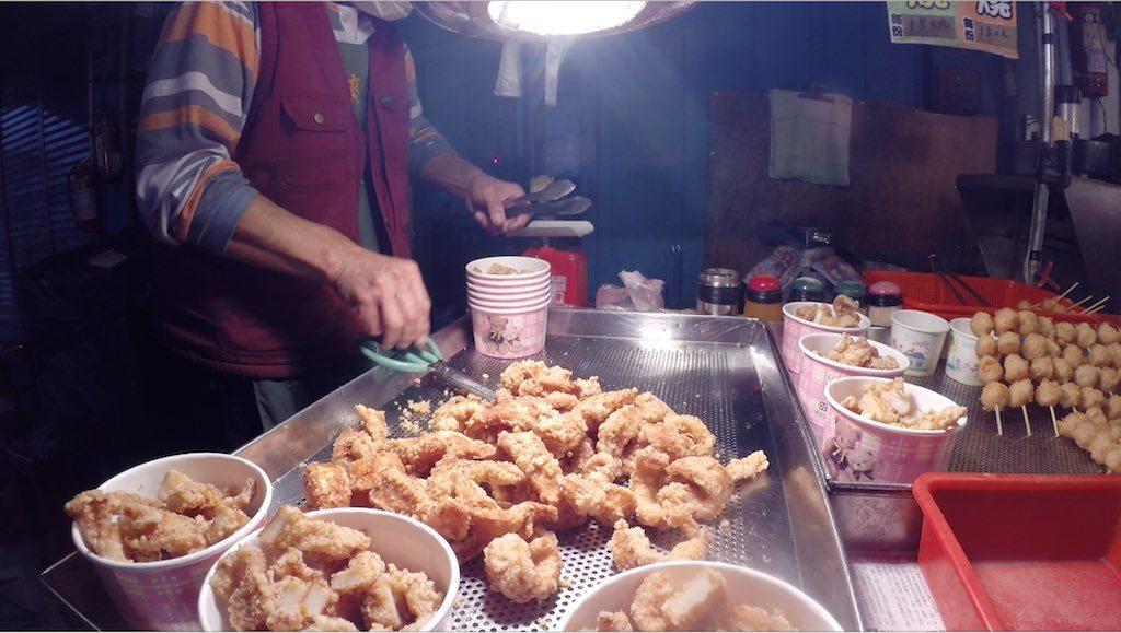 Shihfen, Taiwan - Octopus