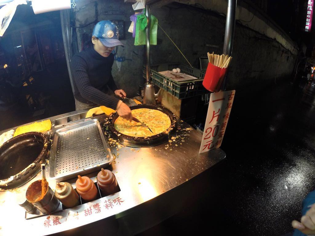 Taipei, Taiwan - Street Food