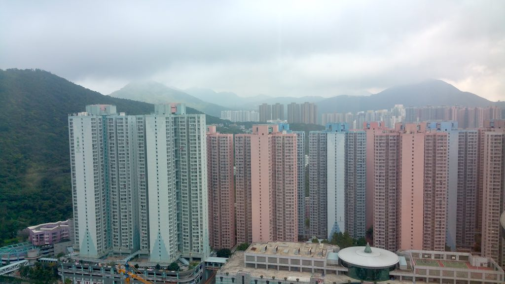 Tseung Kwan O, Hong Kong - Apartments
