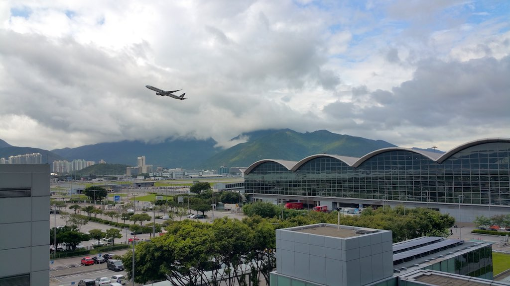 Tseung Kwan O, Hong Kong - Hong Kong International Airport (HKG)