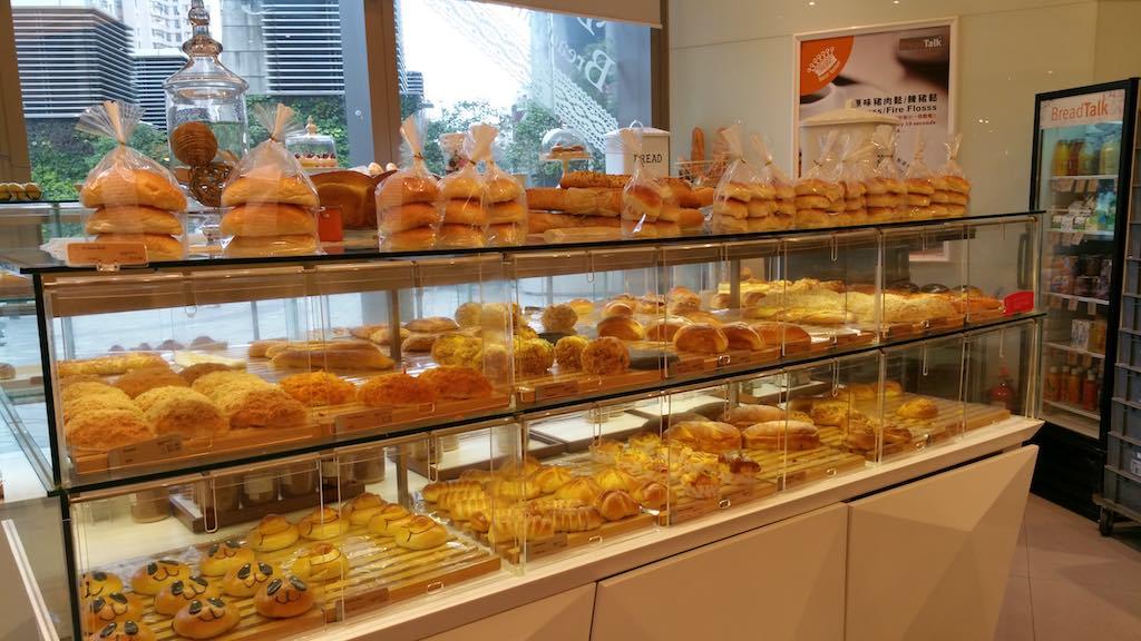 Tseung Kwan O, Hong Kong - Pastry