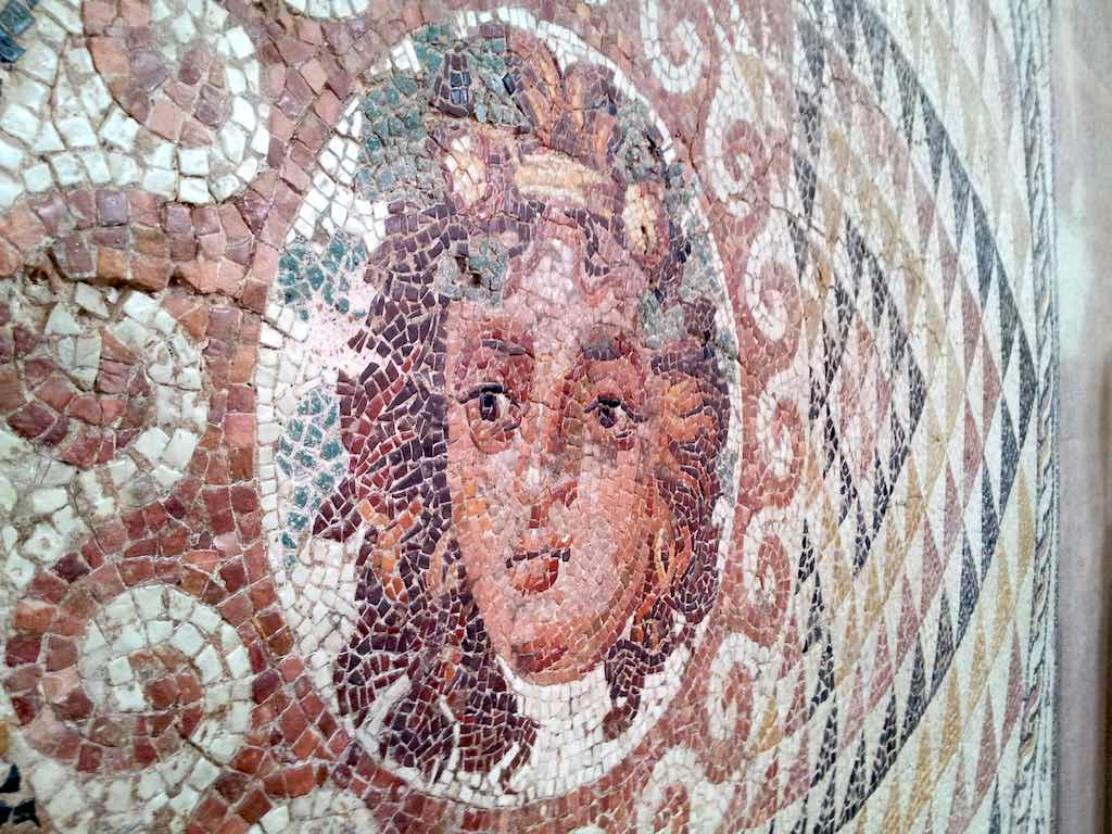 Ancient Corinth, Greece - Mosaics