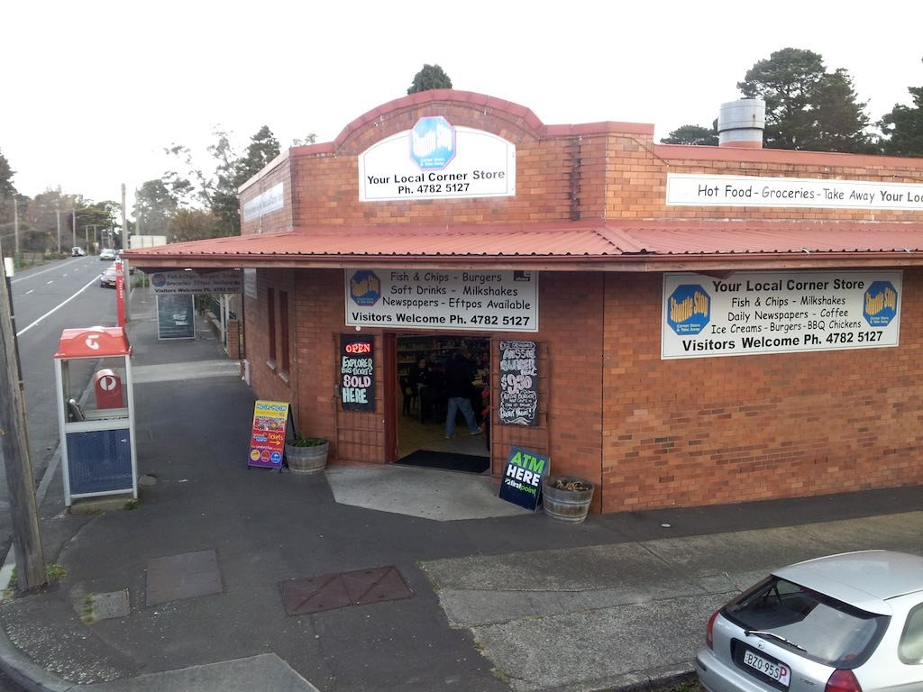 Blue Mountains, NSW, Australia - Store